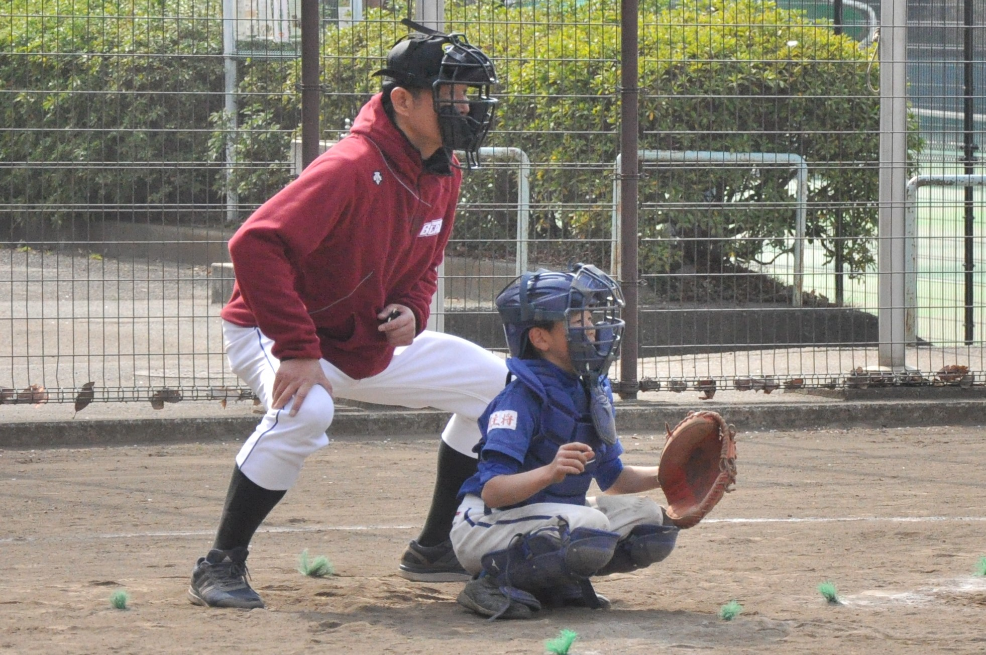 ストライク ベース ボール